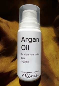 Argan Oil Spinosa Vegan