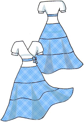 Boho Maxi Dress Design