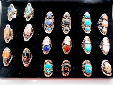 Ethnic Costume Rings Jewelry Jewellery