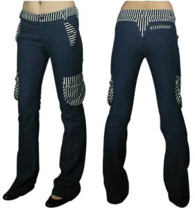 Chicstar_Stripe_Jeans_Denim