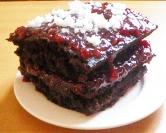 beetroot-chocolate-coconut-fruit-pomegranate-raspberry-cake