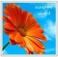 Sunshine Award Blog