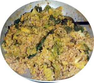 fried-cabbage-parsnip-cumin-coriander-mustard-seeds-rice