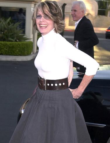 Diane Keaton Turtle Polo Roll Neck Turtleneck Rollneck