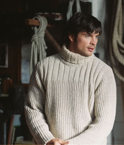 Turtle Polo Roll Neck Turtleneck Rollneck Tom Welling Smallville