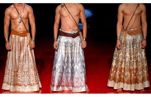 Dress Skirts for Men
