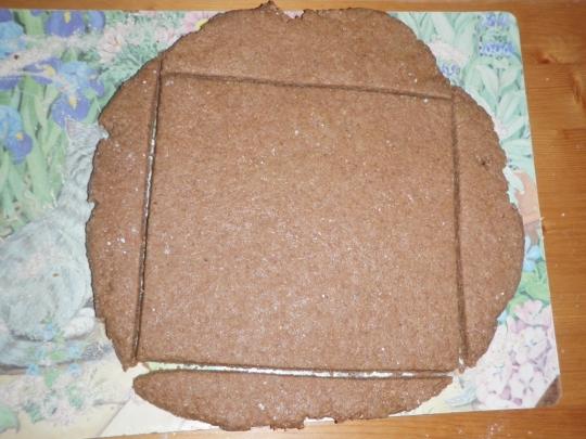 Sweet Coconut Fried Bread Shapes Dough Braid Making 1