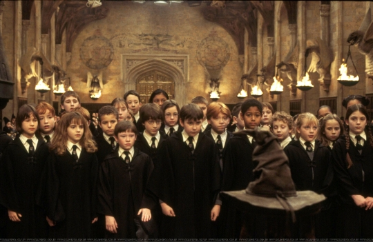 1 - Harry Potter and the Philosophers Stone