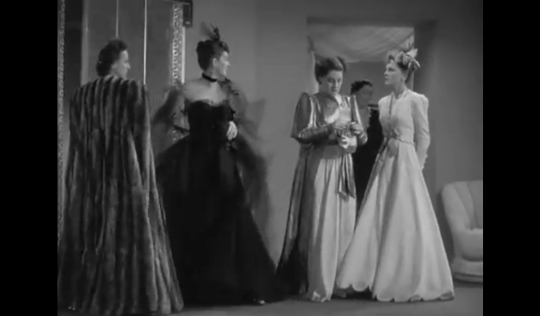 The Women 1939 Film Vintage Fashion Clothing Norma Shearer Joan Crawford Rosalind Russell