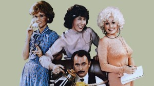 nine to five 1980 jane fonda dolly parton lily tomlin judy violet dora lee franklin hart