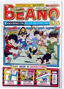 The Beano Magazine