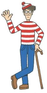 Wheres Wally Waldo