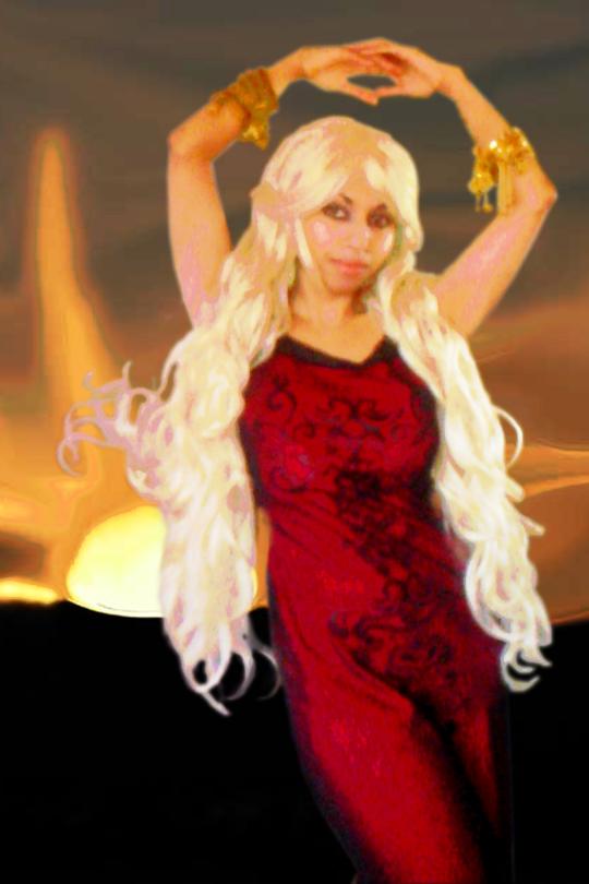 Daughter Mother Dark Maid Dea Bala Lalita Kali Divine Source Rosa Mundi Summer Solstice MidSummer