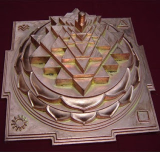 Shri Sri 3d Yantra Mandala Maha Meru