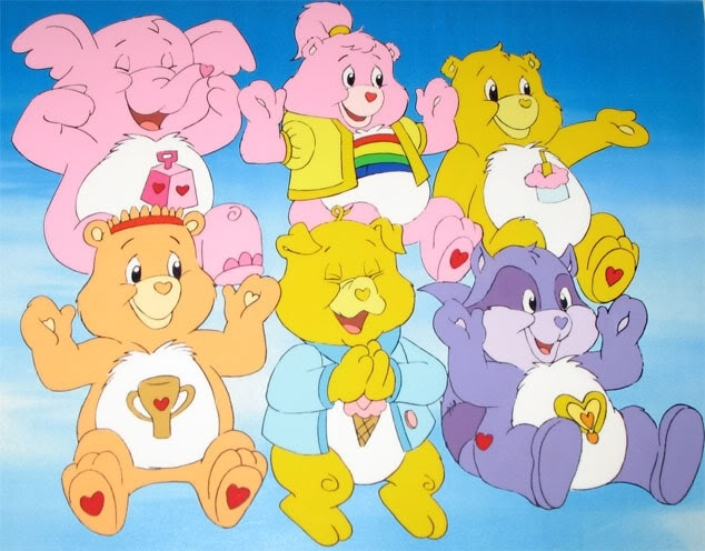 Care Bears and Friends