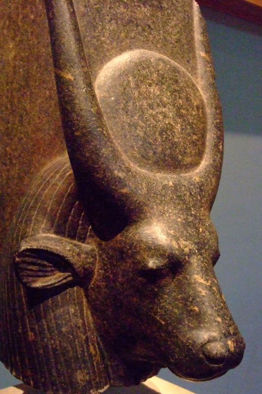 Hathor Divine Cow Sky Milky Way Goddess