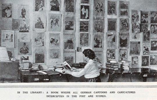 World War Post Censorship