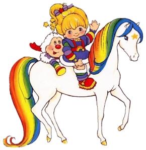 Rainbow Brite Starlite Twink