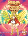 She-Ra Princess of Power Strongest Woman in the Universe
