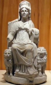 Kybele, Hellenistic era, Ashdod
