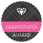 Fashionista Blog Award