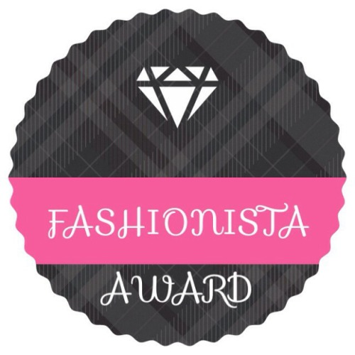 Fashionista Blog Award