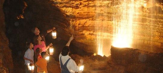 SDC Marvel Cave Lantern