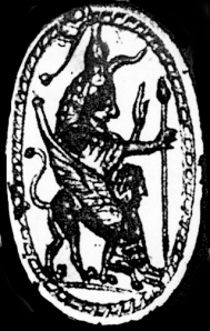 Scarab from Syracuse, Sicily