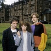 Takin Over the Asylum Eddie, Francine, Campbell