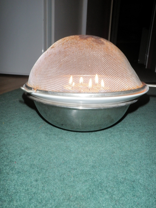 Candle Tealight Homemade Heater Hand Warmer Poor Household Tips Economical