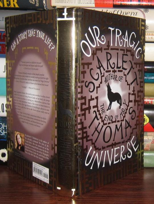 Our Tragic Universe Scarlett Thomas Book Review