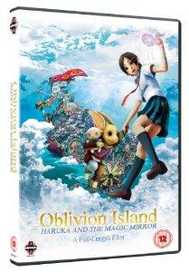 Oblivion Island Haurka and the Magic Mirror