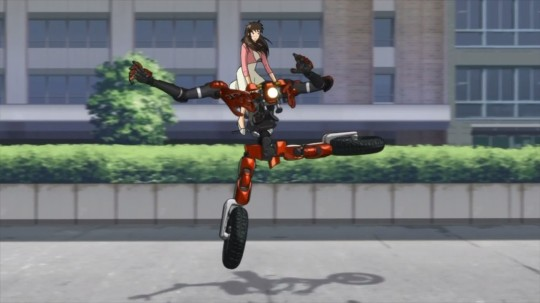 Rideback Rin Fuego Dance