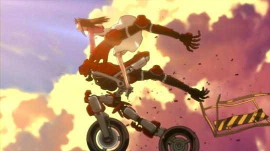 Rideback Rin Fuego Leap