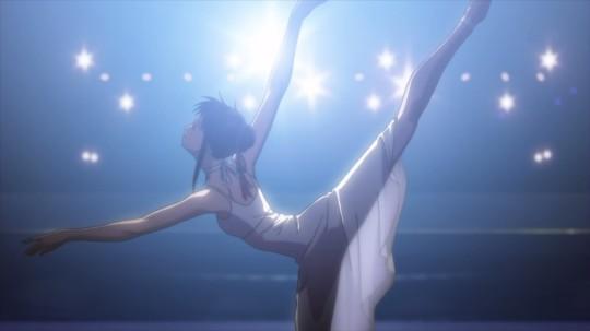 Rideback Rin Ballet Ballerina