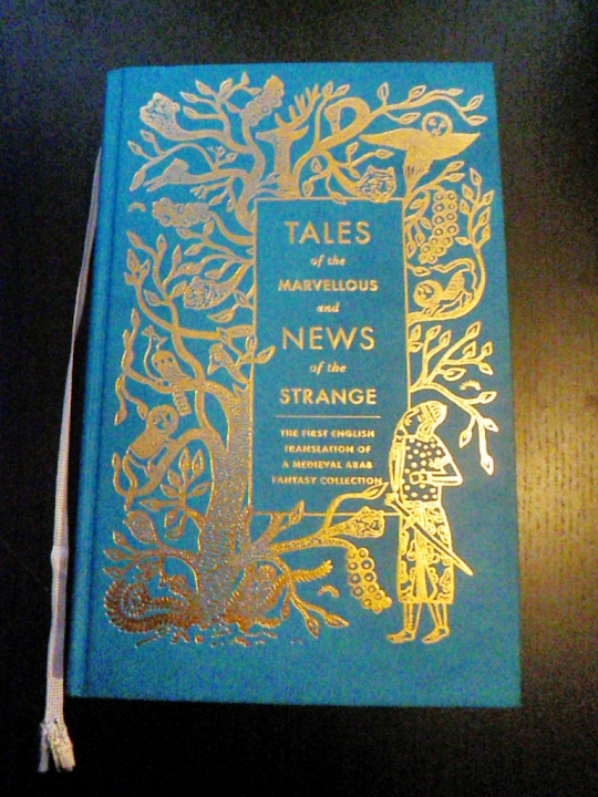 Tales of the Marvellous and News of the Strange