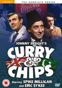 Curry and Chips tv show