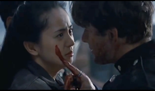 Fist of the North Star 1995 Julia Shin