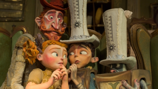The Boxtrolls, Animation, Film, Review, White Hats