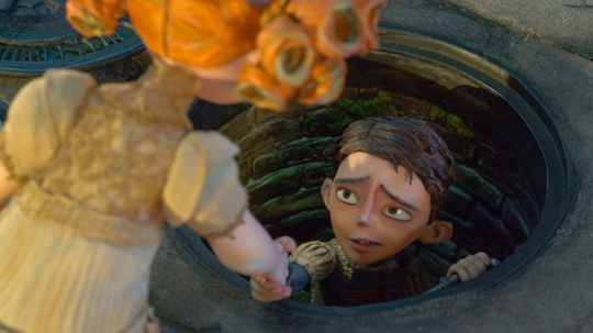 The Boxtrolls, Animation, Film, Review, Eggs, Winnie Portley-Rind