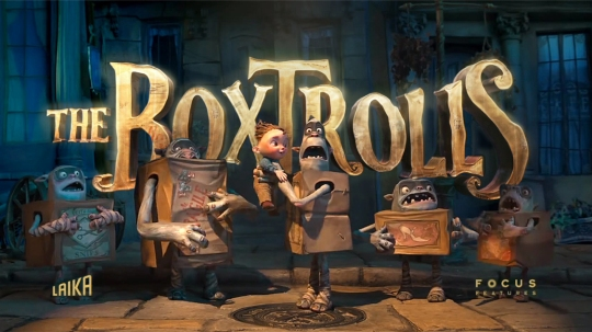 The Boxtrolls, Animation, Film, Review