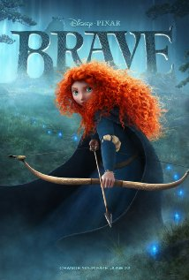 Brave Merida Archer Daughter
