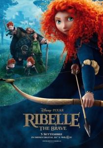 Brave Merida Poster