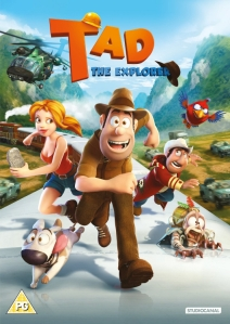 Tad the Lost Explorer 2012 Review
