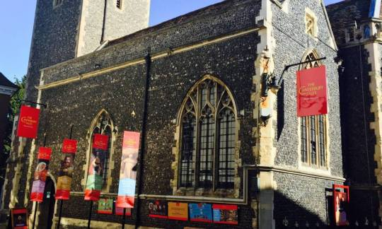 The Canterbury Tales Exhibition Waxworks Museum Review