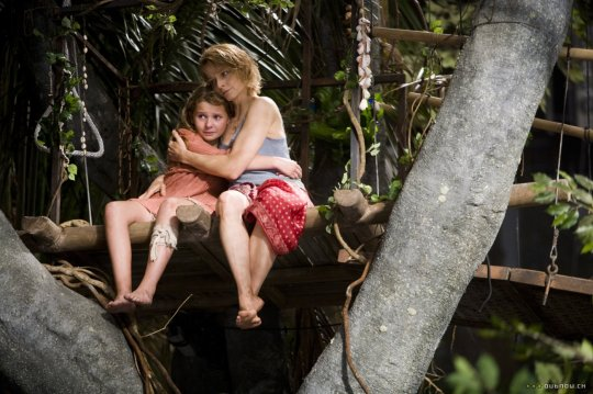 Nim's Island Film Movie Review