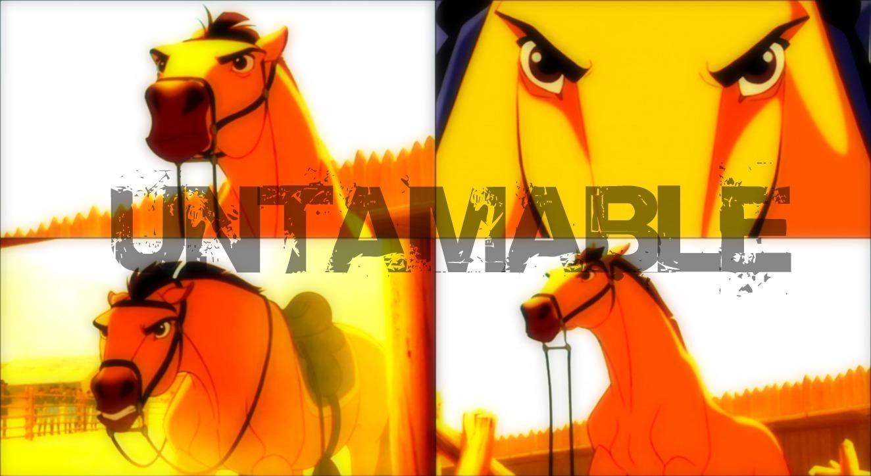 Spirit Stallion Of The Cimarron When I Lived Wild And Free