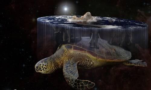 Great A'Tuin Turtle Elephants Discworld