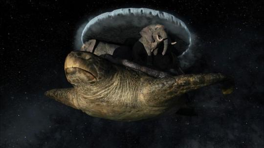 Great A'Tuin Discworld