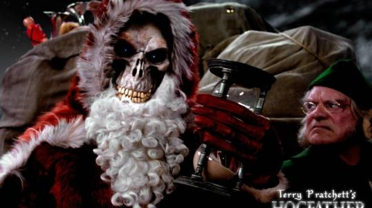 Death Albert Terry Pratchett Hogfather Film 2006